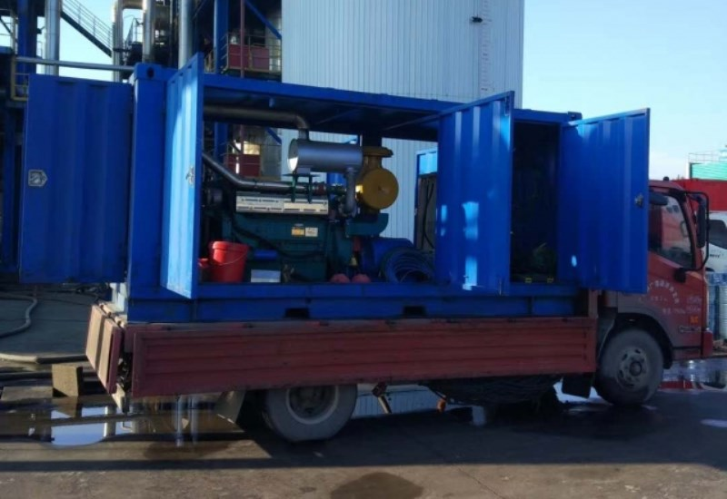 (出租)30L/350kg电动驱动清洗机