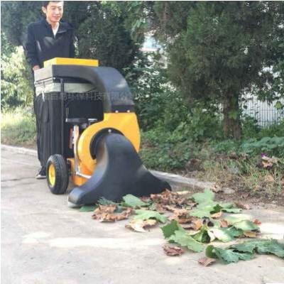 树叶吸叶机 环卫树叶扫地机 小区落叶清扫 树叶吸叶机