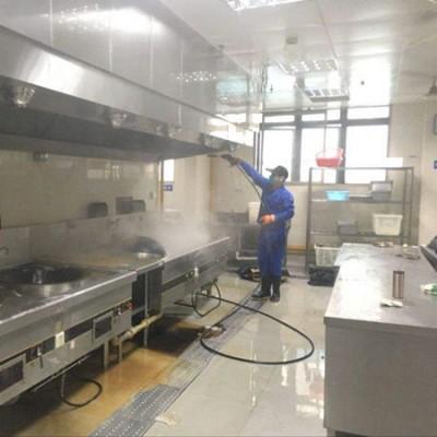 上海大型油烟机清洗,满度工程专业的油烟机清洗服务公司