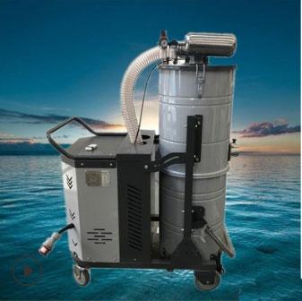吸尘吸水机干湿两用吸尘器 电机大功率4000W工业吸尘器