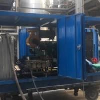 (出租)90L/1200kg柴油驱动清洗机——河南