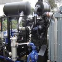 (出租)70L/700KG柴油驱动清洗机——湖南