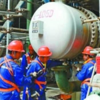 浅谈350MW锅炉化学清洗方案