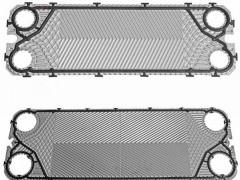 板式换热器的垫片更换方法