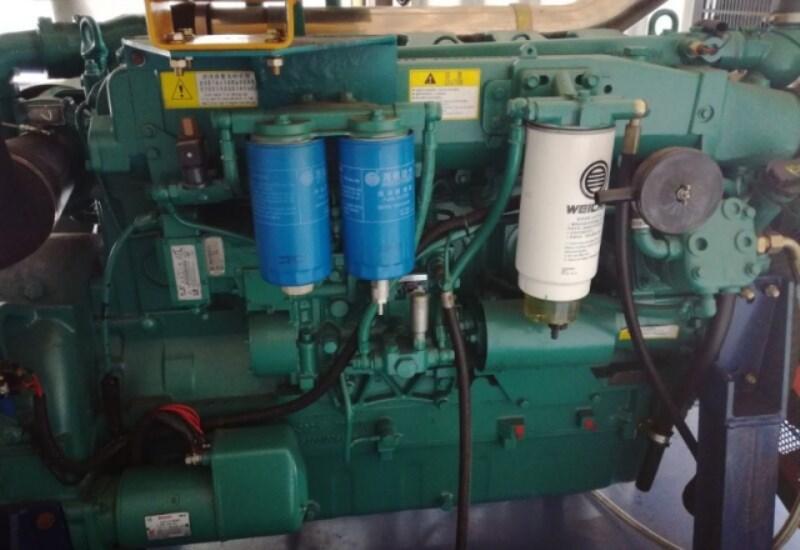 (出租)85L/1400kg柴油驱动清洗机