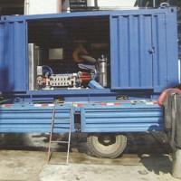 (出租)22L/500kg电机驱动清洗机——江西