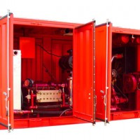 (出租)85L/1400kg柴油驱动清洗机(吉林)