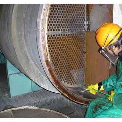 上海换热器清洗,满度工程专业的换热器清洗服务公司