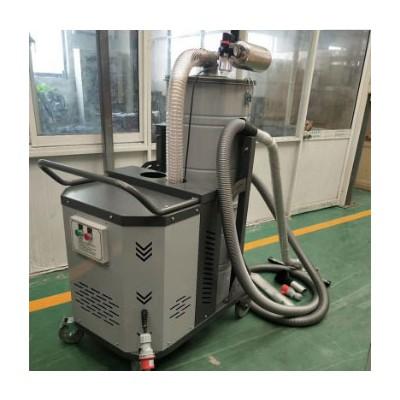 强吸力金属收集工业吸尘器 吸废料机 车间移动式吸尘器