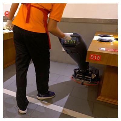 小型洗地机 商用微型洗地机 迷你动洗地机 多功能超市用洗地机