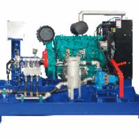 (出租)22L/500kg电机驱动清洗机
