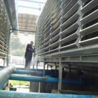 贵州六盘水盘县一电厂两台3万机组的凝汽器需要清洗