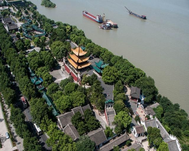 岳阳河道清理项目