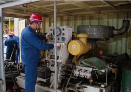 汽轮机油系统化学清洗