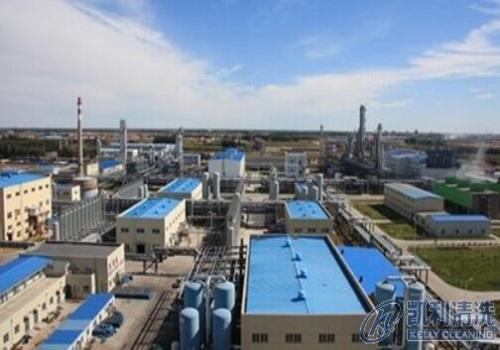 通辽金煤化工有限公司20万吨/年乙二醇装置开车前化学清洗