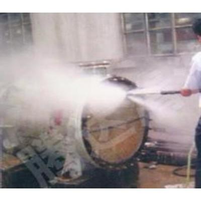 濮阳三力集团 锅炉冷凝器的清洗项目