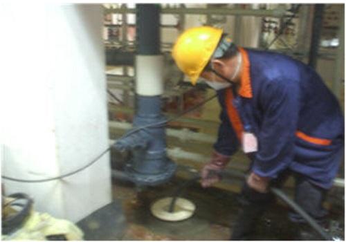 鹤壁十矿工业管道化学清洗项目