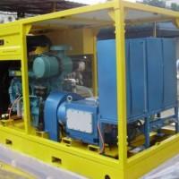 (出租)85L/1400kg柴油驱动清洗机——山西