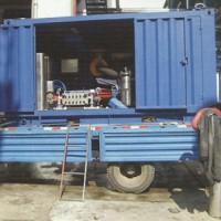 (出租)22L/300kg电机驱动清洗机——江西