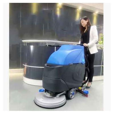 工业手推式扫地洗地机工厂车间医院车站*****环氧水泥地面清洗机