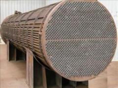 板壳式换热器除垢清洗