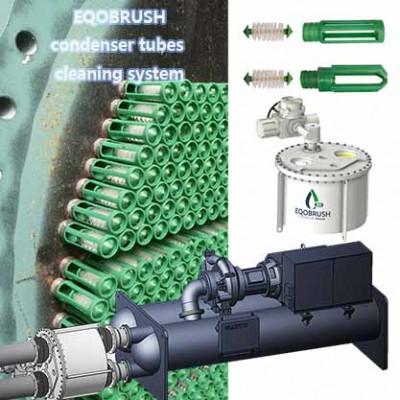 冷凝器在线清洗系统中央空调节能降耗