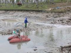 河道清淤水力冲挖施工技术的要点