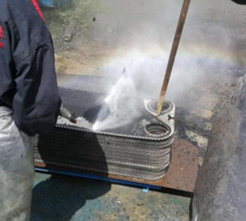 株洲板式换热器清洗