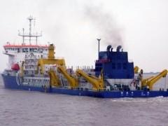 耙斗疏浚船在清淤施工中安全措施