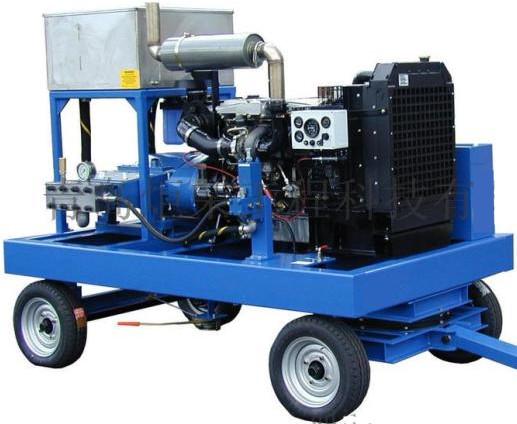海虹科技HKG 800/23EM 矿山机械专用高压清洗机