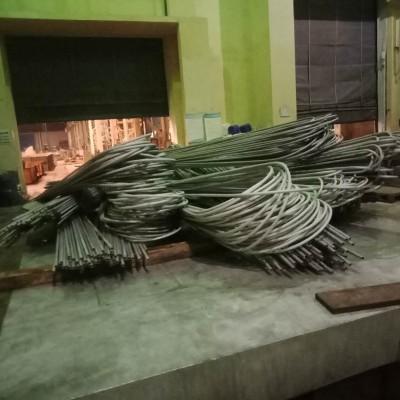 油罐清洗、热水管网清洗、除锈防锈工程